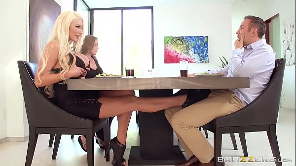 Big Tits Blonde Nicolette gets her Big Ass Fucked Hard by Brazzers