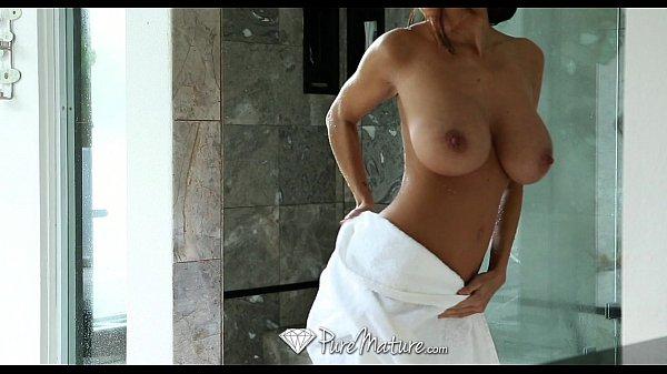 Big Tit Milfs in Cum dripping threesome fuck with creampie xnxx tv