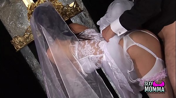 Horny Bride gets a Hard Doggy Fuck Sex Xnxxx